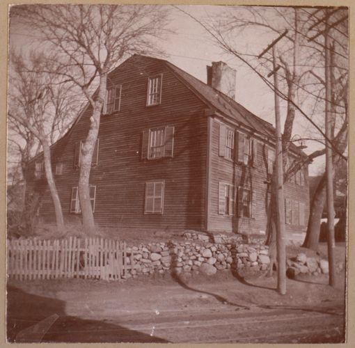 Green house, Revere.