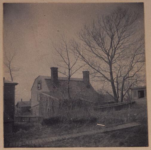 Winthrop, Tewksbury house