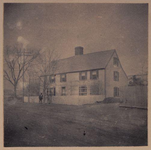 Winthrop, Deane Winthrop House