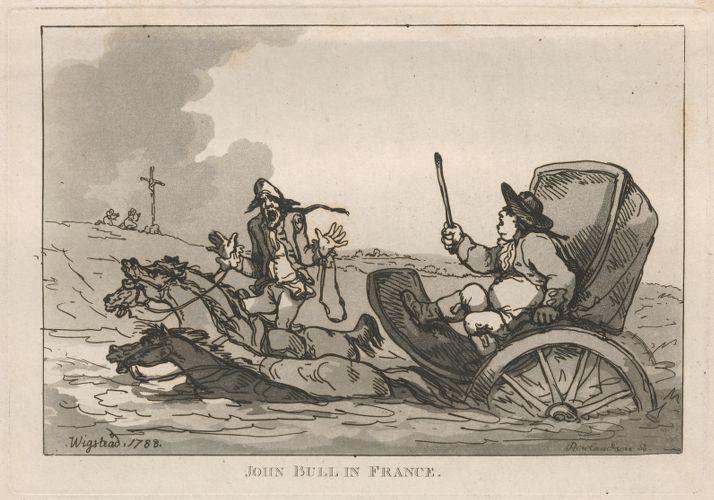 John Bull in France