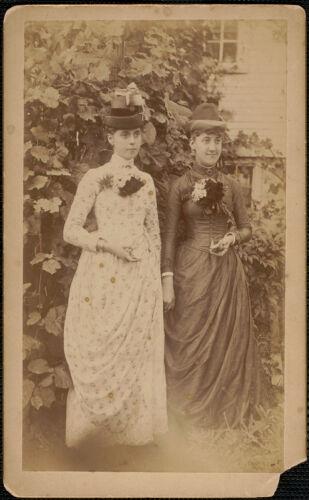 Annie Cook, Clara Bell, Sept. 15, 1888