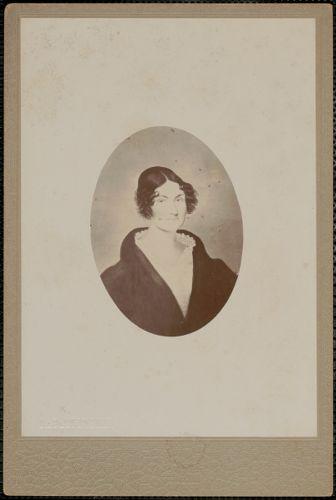 Hannah Flag Gould, an American poetess, born in Mass. 1787, died 1865