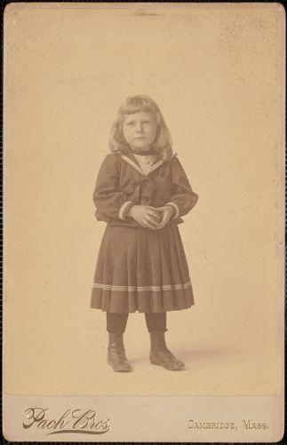 Charles Frederick Toppan, 4 yrs 11 mos., 1894