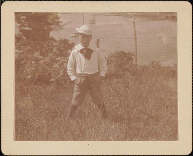 Charles Frederick Toppan, Quissett, 1894