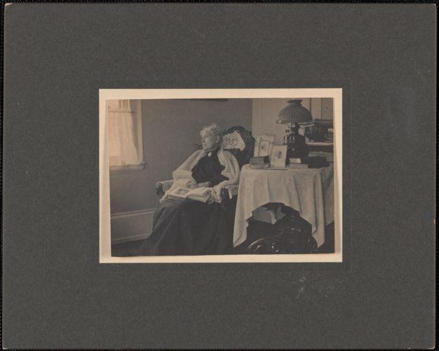 Ellen M. Cushing 1903