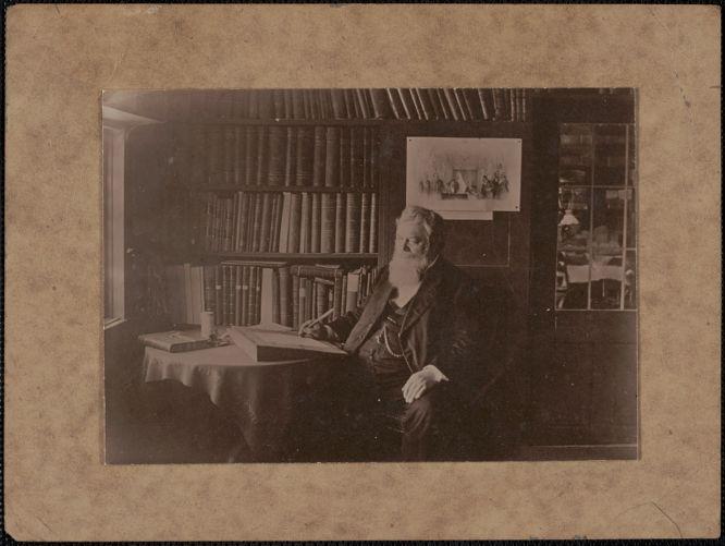 Maj. Ben Perley Poore, Newbury, Mass.