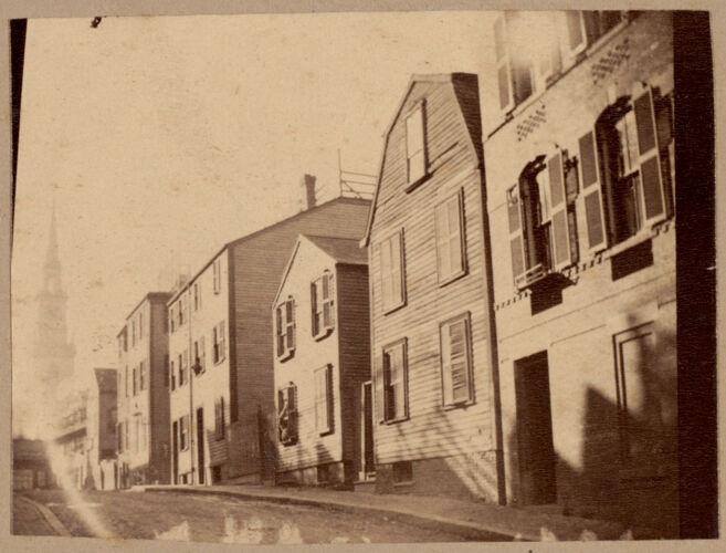 Boston, Henchman Street