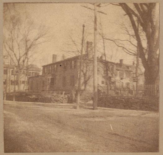 Boston, Amory House, Amory