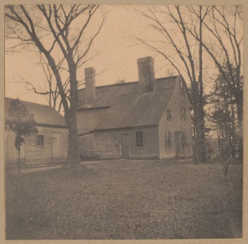 Williams house, West Roxbury
