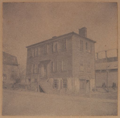 Tewksbury house, Dorchester