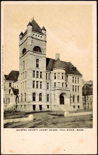 Bristol County Court House. Fall River, Mass.