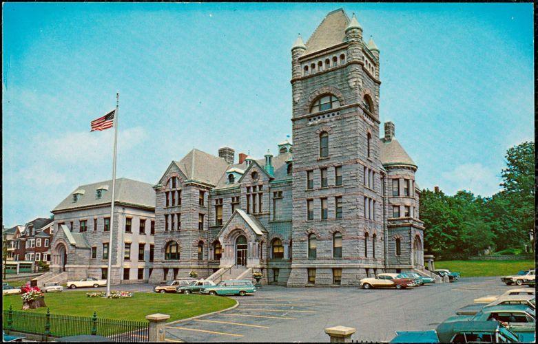 Superior Court House