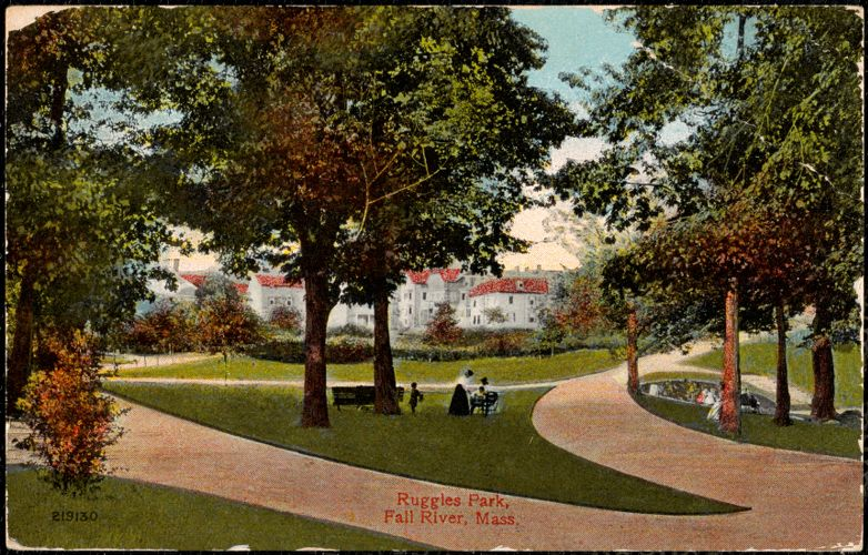 Ruggles Park, Fall River, Mass.