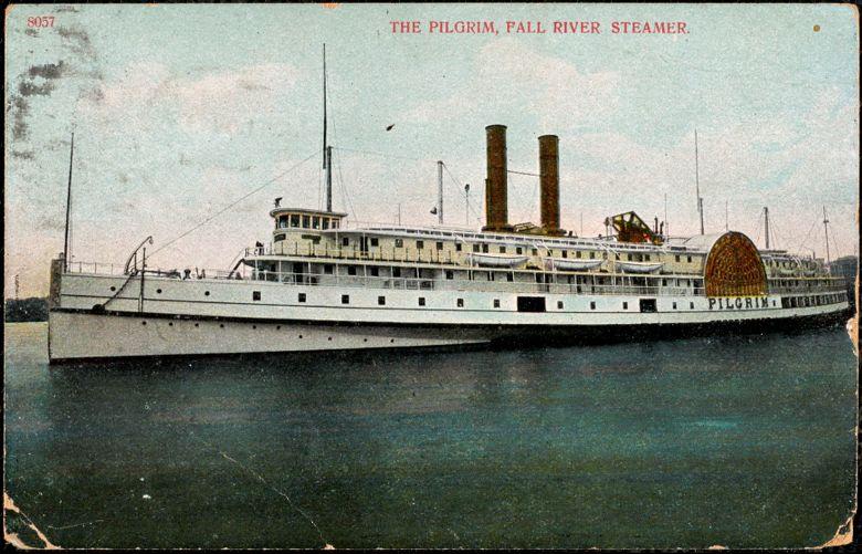 The Pilgrim, Fall River steamer