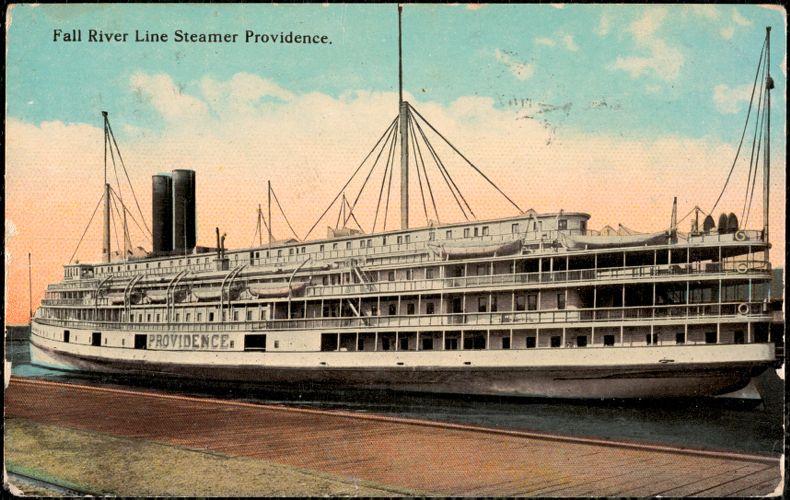 Fall River Line, Steamer Providence