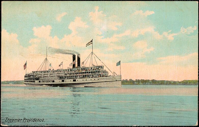 Steamer Providence