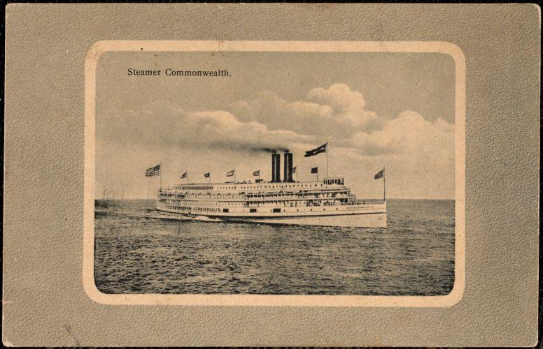 Steamer Commonwealth