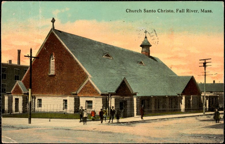 Church Santo Christo, Fall River, Mass.