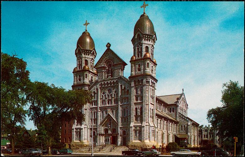 St. Anne's Shrine, Fall River, Mass.