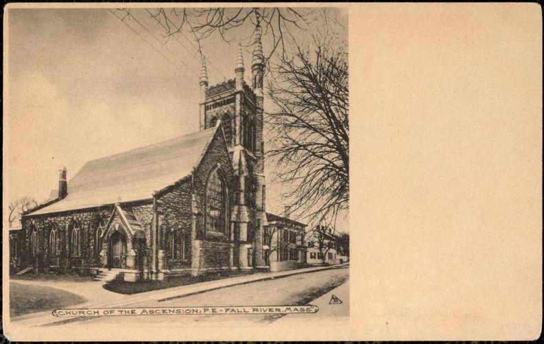 Church of the Ascension, P.E.-Fall River, Mass.
