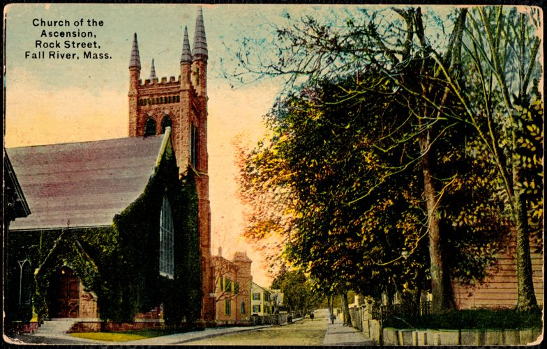 Church of the Ascension, Rock Street, Fall River, Mass.