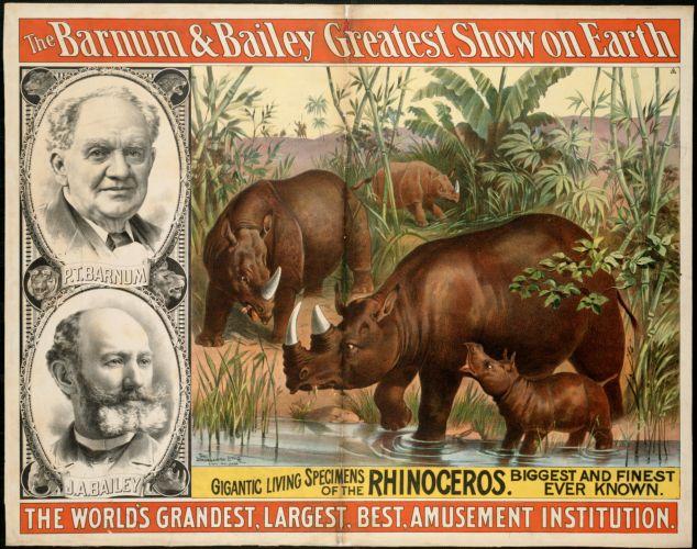 The Barnum & Bailey greatest show on earth