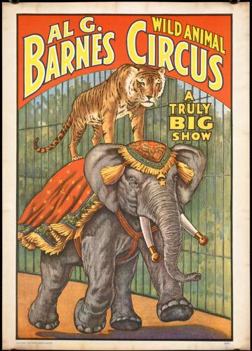 Al G. Barnes Wild Animal Circus