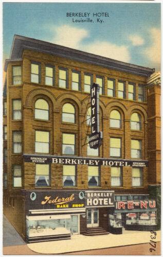 Berkeley Hotel, Louisville, Ky.