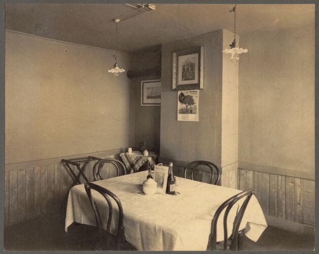 Tea Room, Hancock Tavern