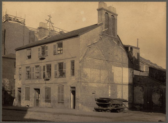 The Tremere House, North Street