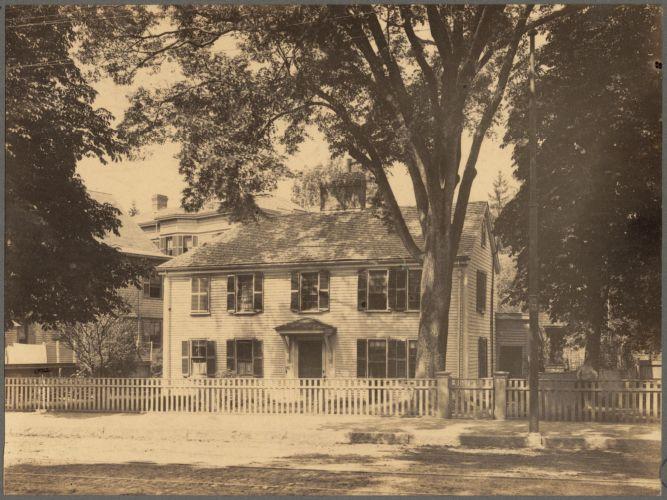 Benjamin May House, Jamaica Plain