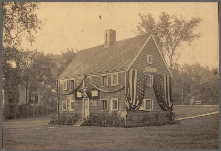 The Blake House, Dorchester