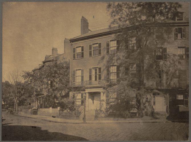 Residence of Daniel Webster, High Street
