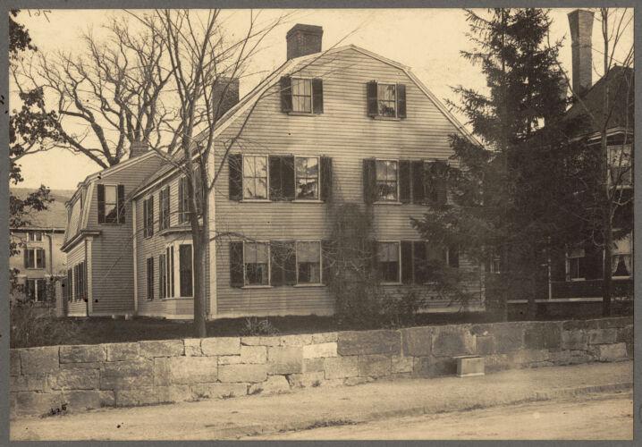 Aaron D. Williams birthplace, Roxbury