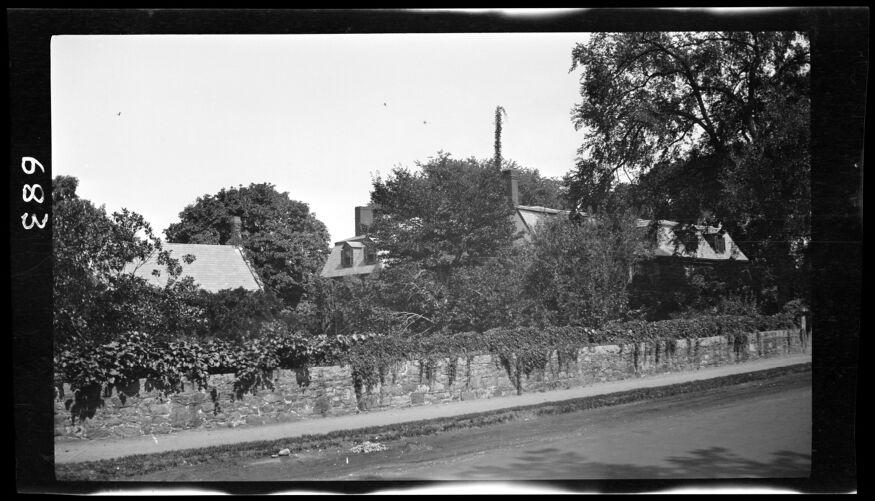 Adams Mansion 1919
