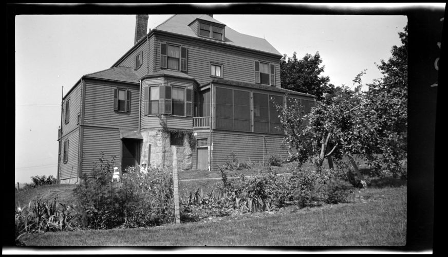 W.M. French house. Adams Street ?