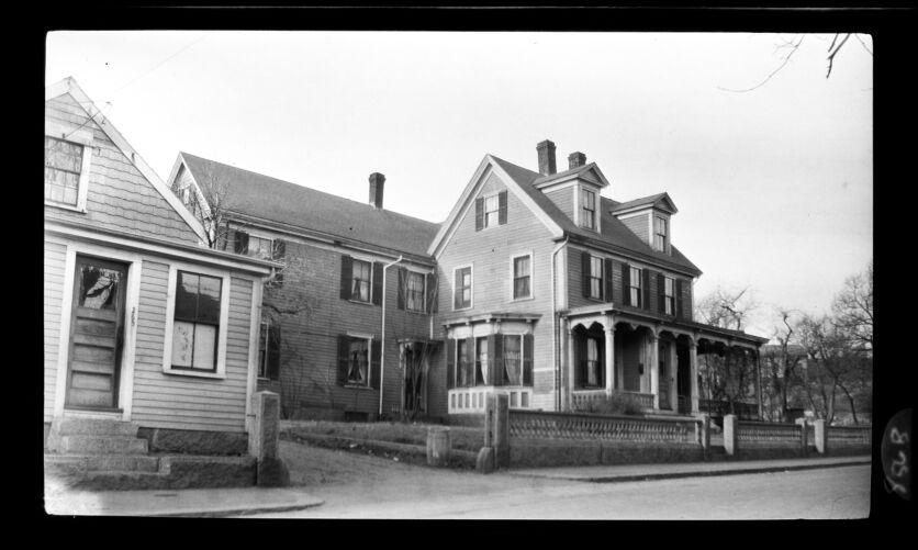 William Wilson house