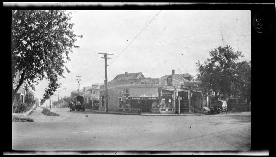 Block Billings Road and Vassall Street