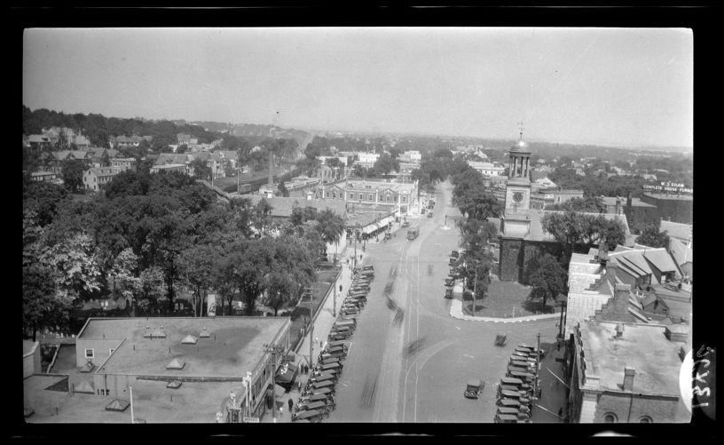 1929 View from Granite Trust, Northwesterly