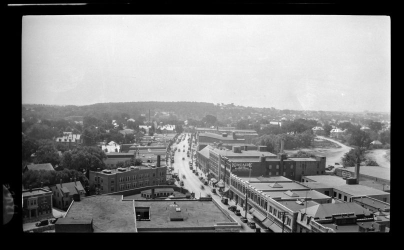 1929 View from Granite Trust. SSW