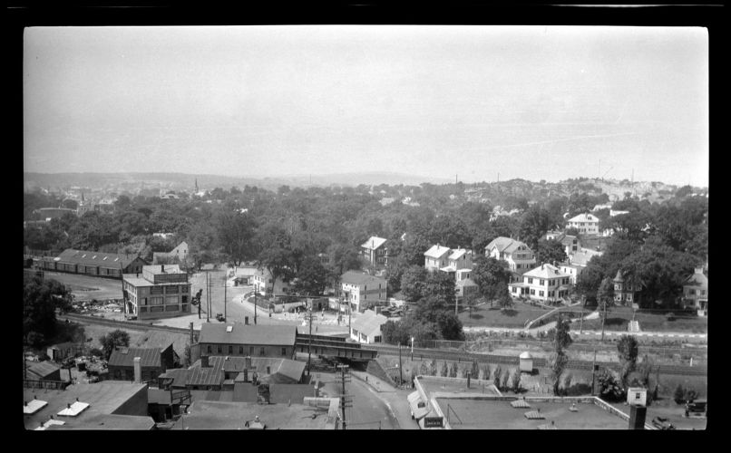 1929 View from Granite Trust - Westerly