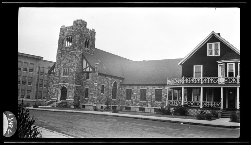 Atlantic M. E. Church