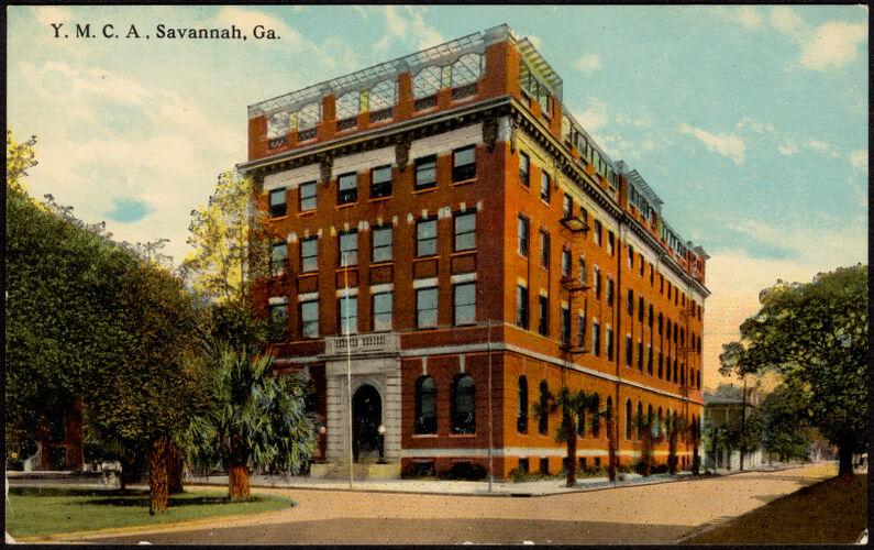 Y.M.C.A., Savannah, Ga.