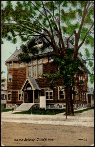 Y.M.C.A. building, Quincy, Mass.