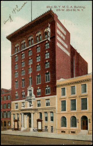 23Rd St. Y.M.C.A. building, 215 W. 23rd St. N.Y.