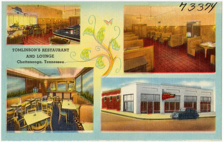 Tomlinson's Restaurant and Lounge, Chattanooga, Tennessee