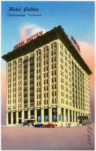 Hotel Patten, Chattanooga, Tennessee