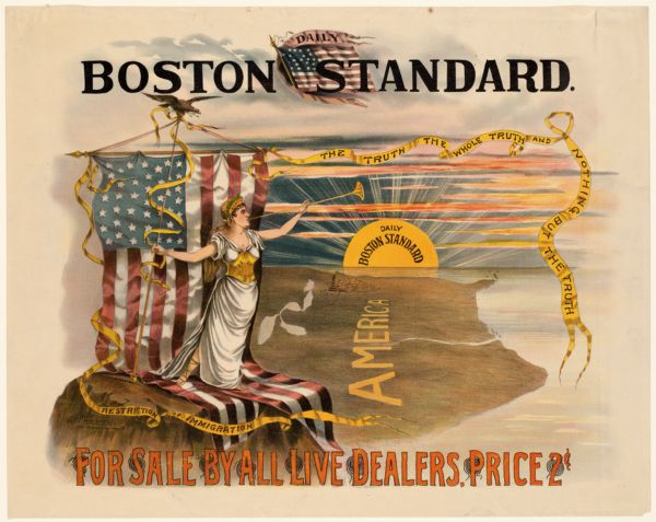 Daily Boston standard for sale by all live dealers