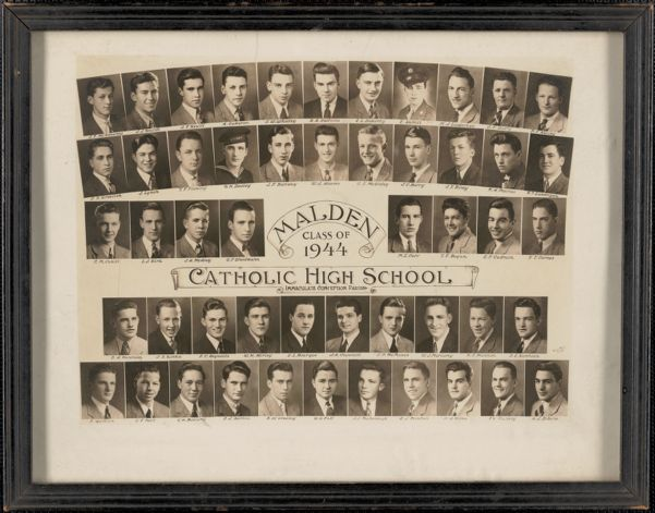 Malden Catholic High School, class of 1944