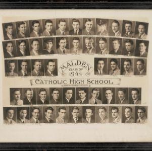 Malden Catholic High School Class Photos/Yearbooks